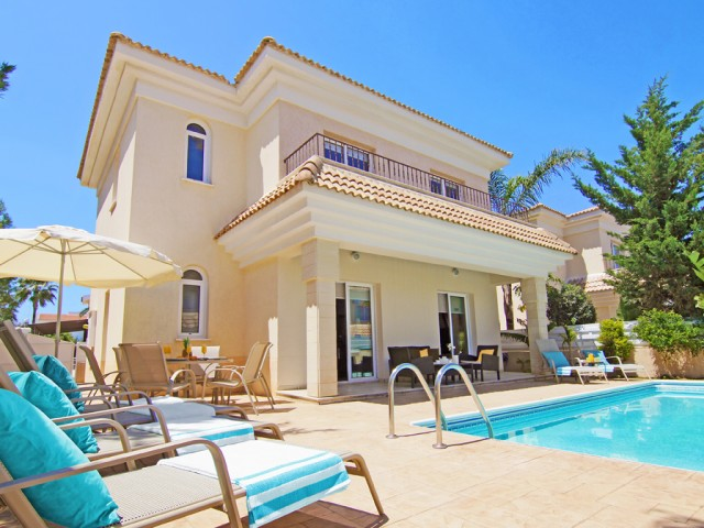 Three bedroom villa in Protaras, Kapparis