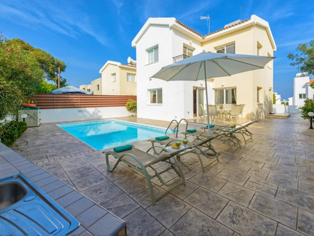 Villa in Protaras with 3 bedrooms, Cavo Greco