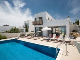 Villa in Paphos with 3 bedrooms, Neo Chorio