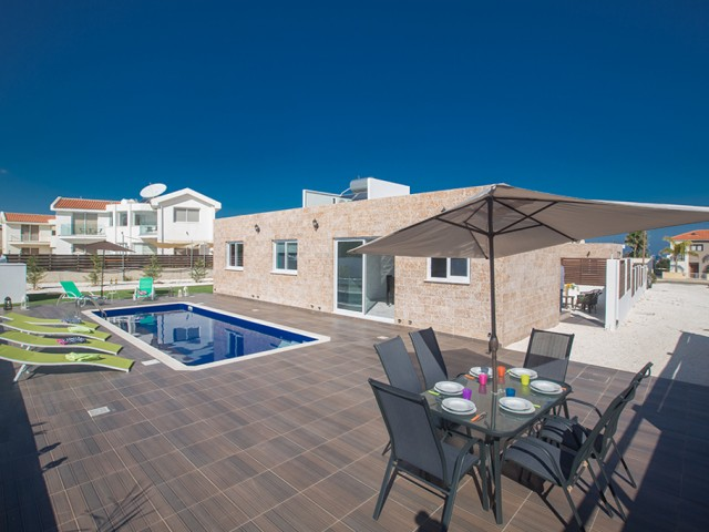 Villa in Protaras with 3 bedrooms