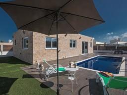 Villa in Protaras with 3 bedrooms