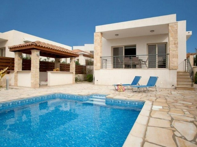 Villa in Paphos with 4 bedrooms, Kissonerga