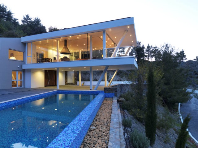 Villa with 5 bedrooms in Troodos
