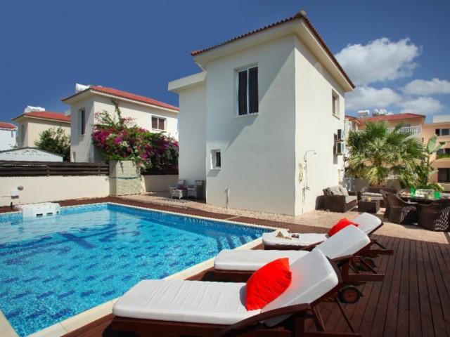 Villa in Ayia Napa with 2 bedrooms