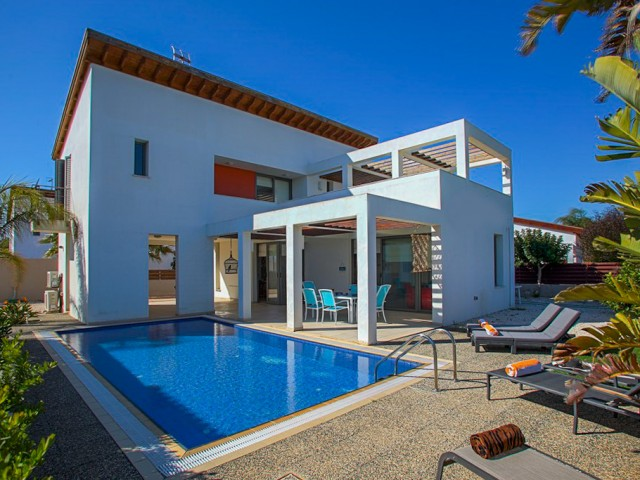 Villa in Ayia Napa with 3 bedrooms, Ayia Thekla